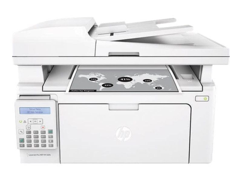HP M130fn LaserJet Pro MultiFunction Mono Laser Printer