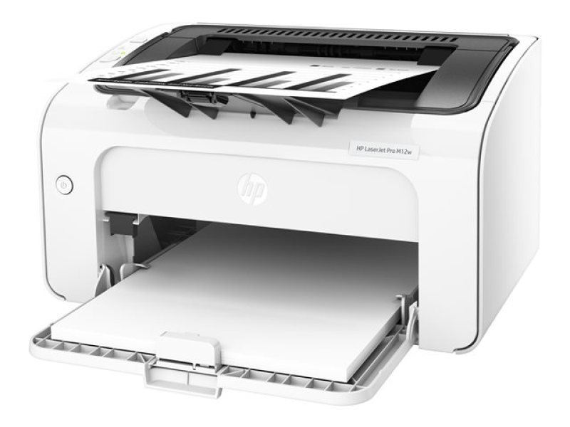 HP M12w LaserJet Pro Wireless Mono Laser Printer