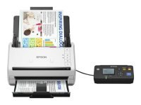 Epson WorkForce DS-530N Sheet Fed Scanner with Network Adapter