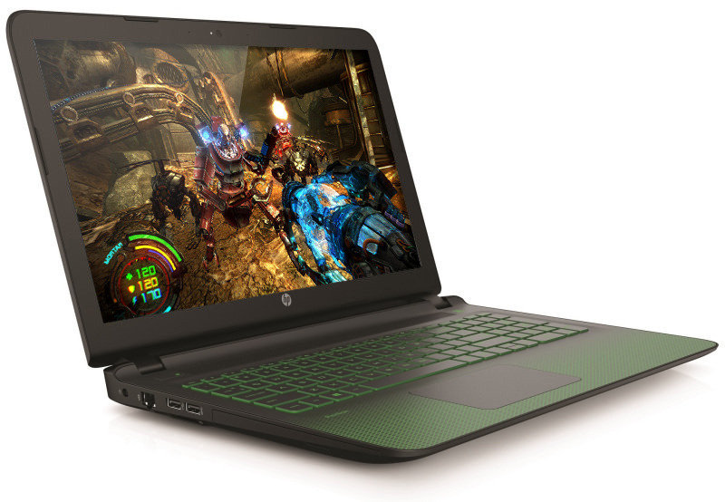 "HP Pavilion 15ak000na Gaming Laptop Intel Core i56300HQ 2.3GHz 8GB RAM 1TB HDD 15.6"" LED DVDRW NVIDIA GTX 950M WIFI Bluetooth Windows 10 Home 64bit"