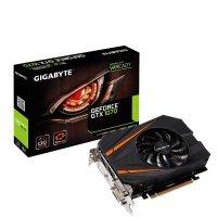 EXDISPLAY Gigabyte GeForce GTX 1070 Mini ITX OC 8GB GDDR5 Dual-link DVI-D HDMI DisplayPort PCI-E Graphics Card