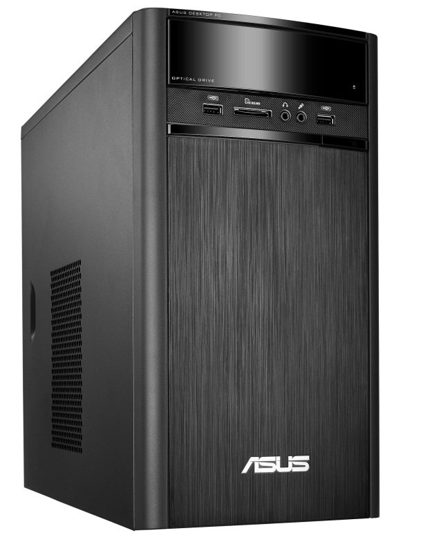 Asus K31AN TWR Desktop Intel Pentium J2900 2.41GHz 4GB RAM 1TB HDD DVDRW WIFI Windows 10 64bit