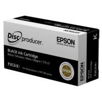 Epson Discproducer Black Ink Cartridge