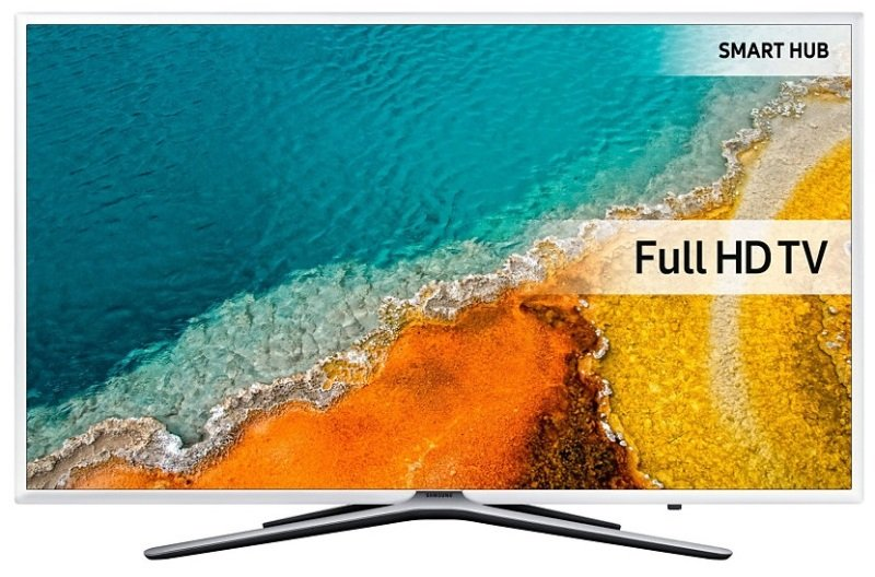 Samsung 49 Inch Smart Full Hd Tv Ready White