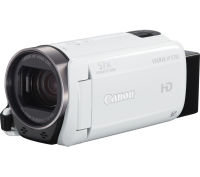 Canon LEGRIA HF R706 Full HD OLED Touchscreen Compact Camcorder - White