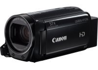 Canon LEGRIA HF R706 Full HD OLED Touchscreen Compact Camcorder - Black