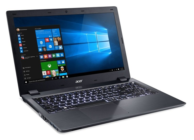 "Acer Aspire V 15 (V5591G) Laptop Intel Core i56300HQ 2.3GHz 8GB RAM 1TB HDD 128GB SSD 15.6"" FHD LED NoDVD NVIDIA GTX950M 4GB WIFI Windows 10 Home 64bit"