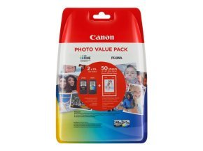 Canon PG 540 XLCL-541XL Photo/Ink And Paper Pack