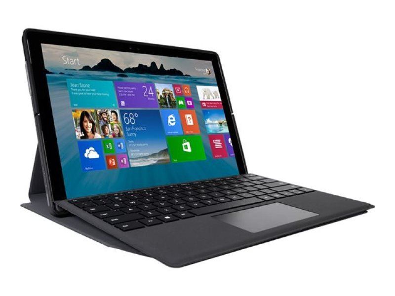 Targus Foliowrap Microsoft Surface Pro 4 Tablet Case Grey