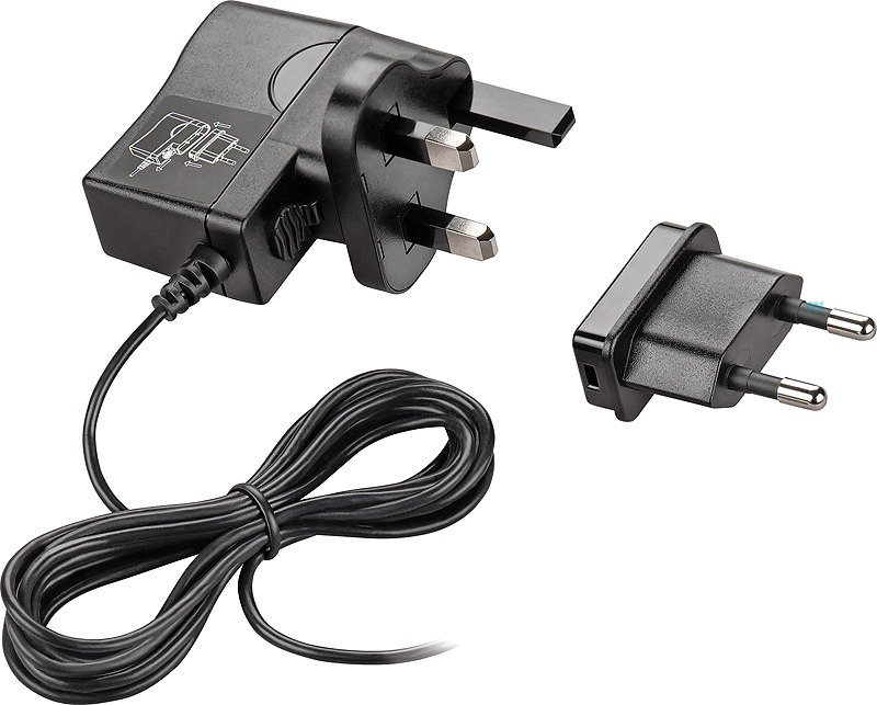 Plantronics AC Power Supply for DM15/AP15 Adaptors