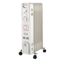 Silentnight 1.5kw Oil Radiator Timer
