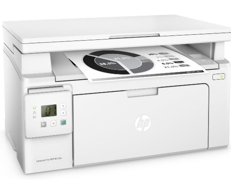 HP M130a LaserJet Pro Multi-Function A4 Mono Laser Printer...