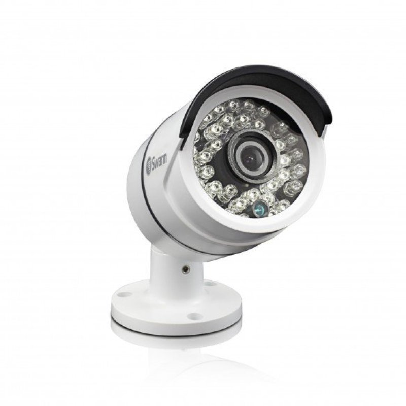 Swann DVR4-4750 4 Channel 3MP HD Digital Video Recorder & 2 x PRO-T858 Cameras