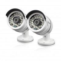 Swann PRO-H855 1080p Multi-Purpose Day/Night Security Camera 2 Pack