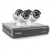 Swann DVR4-4550 4 Channel 1080p Digital Video Recorder with 4 x PRO-T853 Cameras