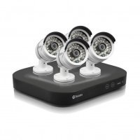 Swann DVR8-4750 8 Channel 3MP HD Digital Video Recorder & 4 x PRO-T858 Cameras