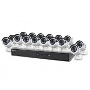 Swann DVR16-4500 16 Channel 1080p Digital Video Recorder with 16 x PRO-T855 Cameras