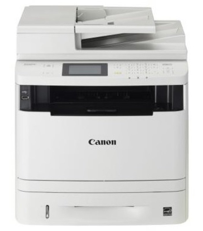 Canon i-SENSYS MF411dw mono multifunction laser printer
