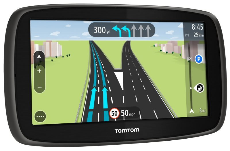 TomTom Start 60 Sat Nav  Western European Maps including UK and ROI