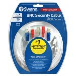 Swann HD Video & Power 200ft / 60m BNC Cable