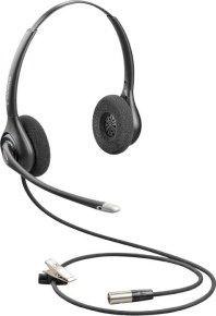 Plantronics SupraPlus HW261N-DC Dual Channel Headset