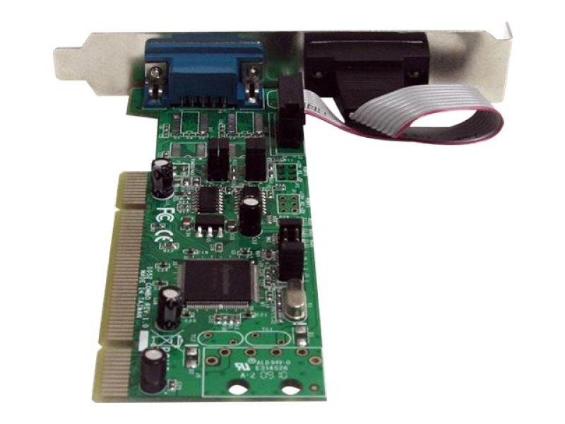 StarTech.com 2 Port PCI RS422/485 Serial Adapter Card