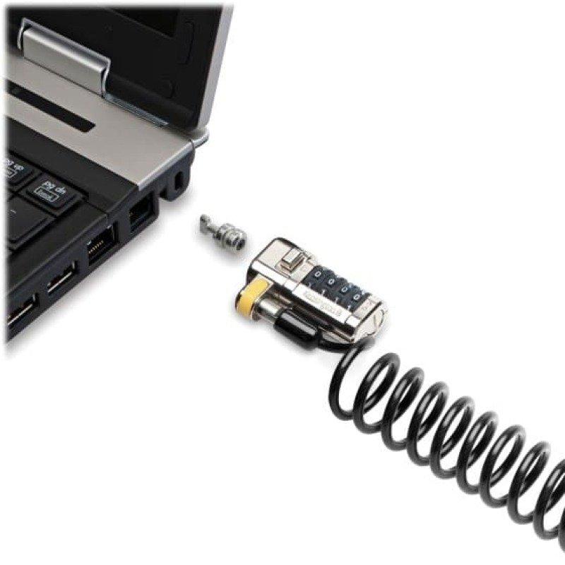 Kensignton ClickSafe Portable Combination Laptop Lock