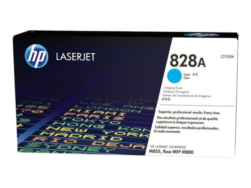 EXDISPLAY HP 828A Cyan Toner Cartridge