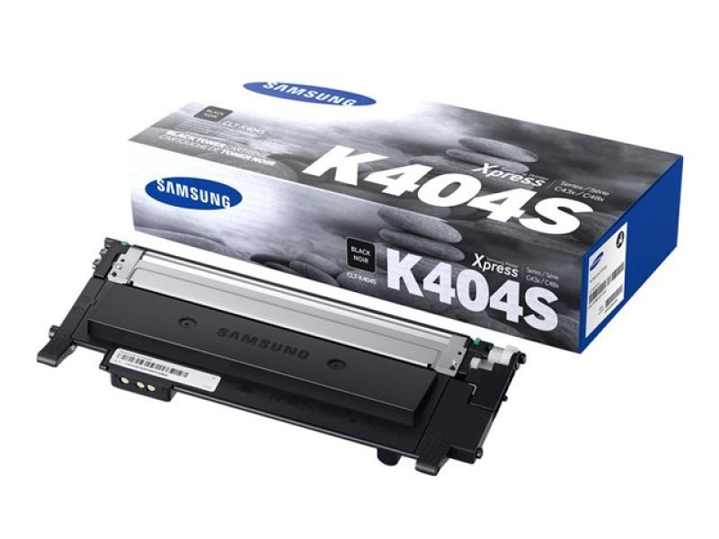 Samsung CLT-K404S Black Toner Cartridge - 1500 pages