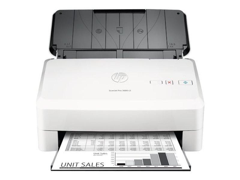 HP Scanjet Pro 3000 s3 Sheet-Feed Scann