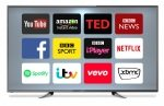 "Goodmans G50ANSMT 50"" Smart UHD 4K TV"