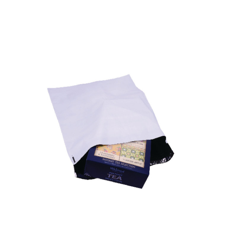 Polythene Mailing Bag 400 x 430mm Pk 100