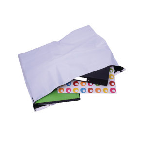 Polythene Mailing Bag 595 x 430mm Pk 100