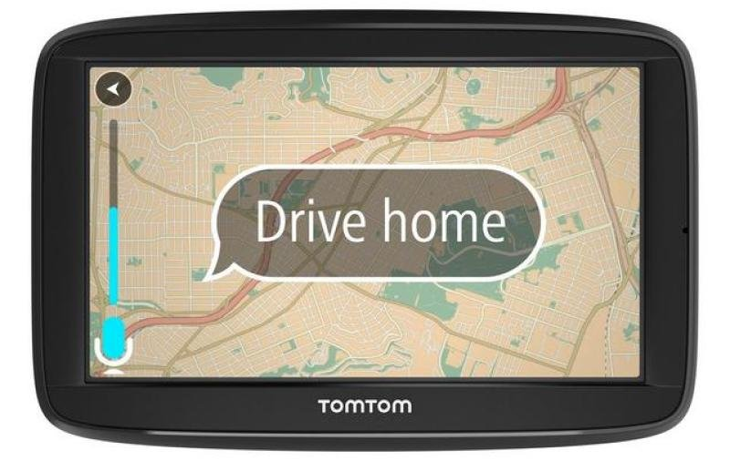 tomtom via 52 5 inch sat nav with western europe maps ebuyer. Black Bedroom Furniture Sets. Home Design Ideas