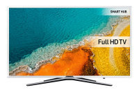"Samsung K5510 55"" Smart Full HD TV - White"