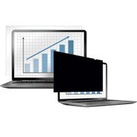 "Fellowes Privacy Screen Blackout 17.3"" wide"
