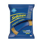 Sellotape Original Golden Tape 24x66