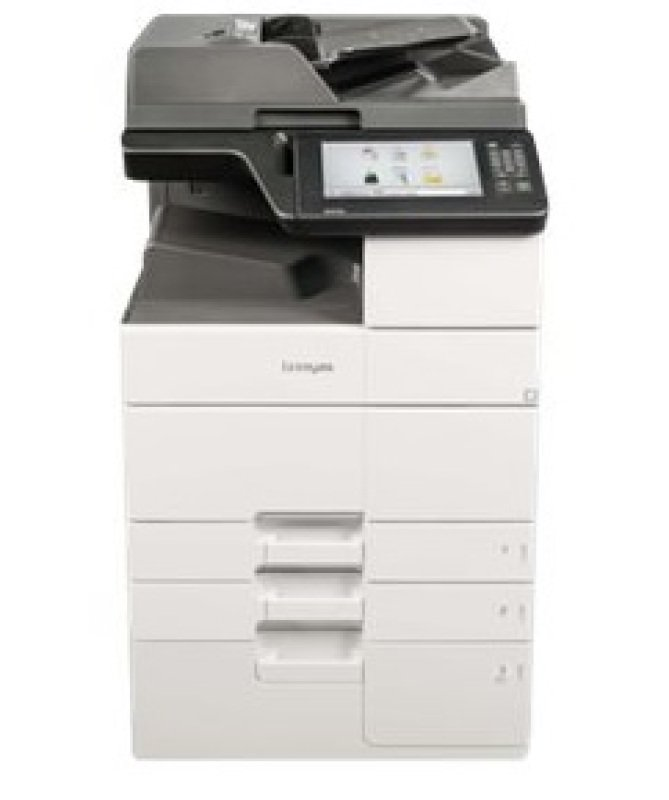 Lexmark MX912de A3 Mono Multifunction Laser Printer
