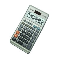 Casio 12 Digit Cost Sell Margin Tax and Decimal Calculator Silver