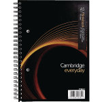 Cambridge Everyday A5 Wirebound Notebook 100 Pages