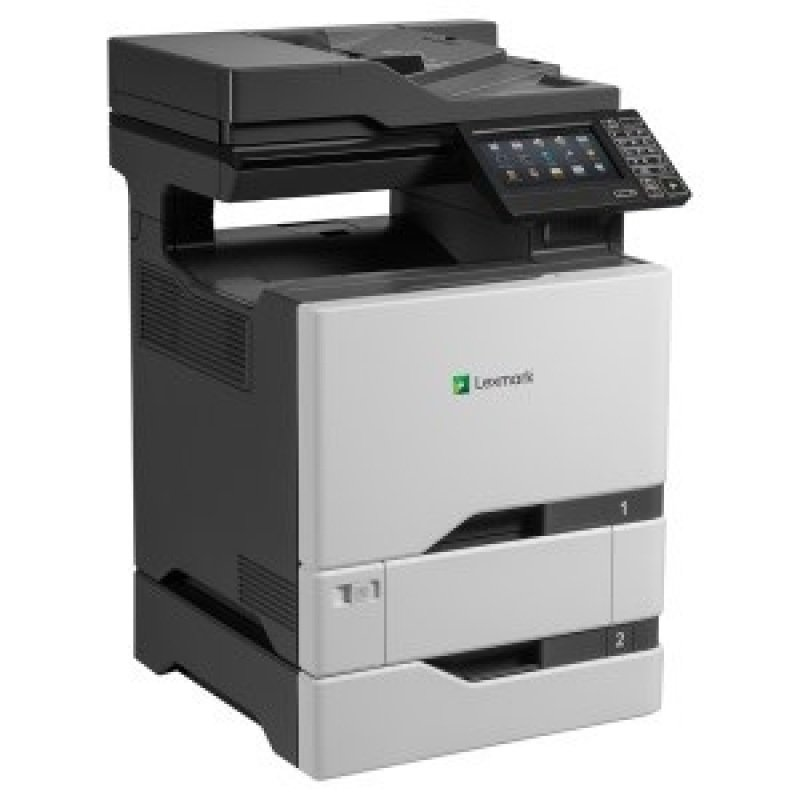 Lexmark CX725dthe multifunction colour laser printer