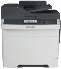Lexmark CX410de colour laser multifunction printer