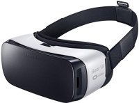 EXDISPLAY Samsung Gear VR Virtual Reality Headset - White/Black