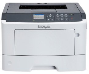 Lexmark MS510dn 42ppm Mono Laser Printer - Free 4 Year Warranty
