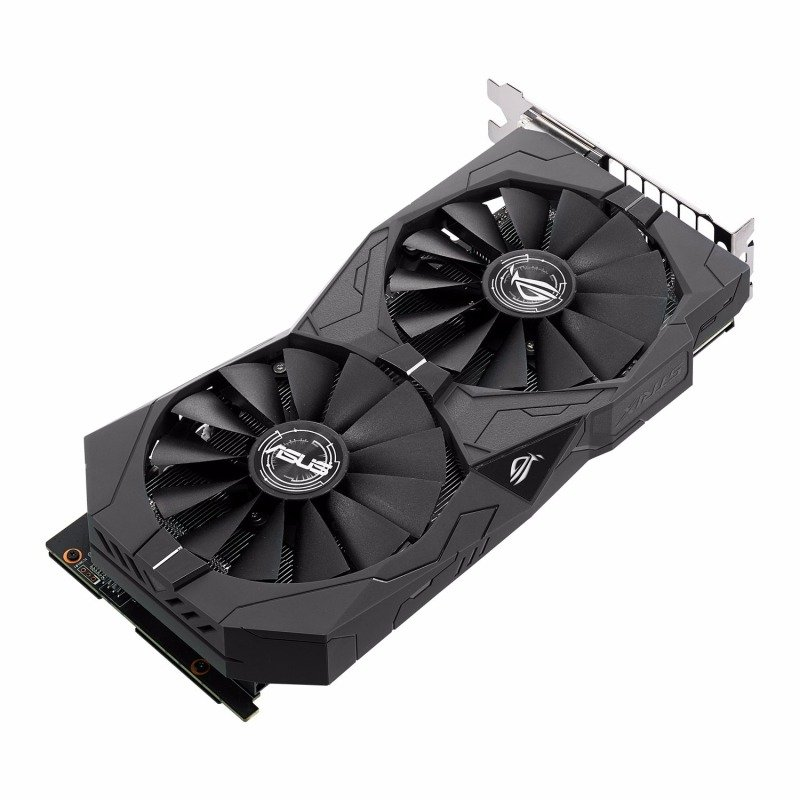 Asus NVIDIA GeForce GTX 1050 Ti 4GB STRIX OC GAMING Graphics Card