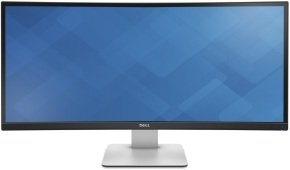 "Dell UltraSharp U3415W 34"" WQHD Curved Monitor"