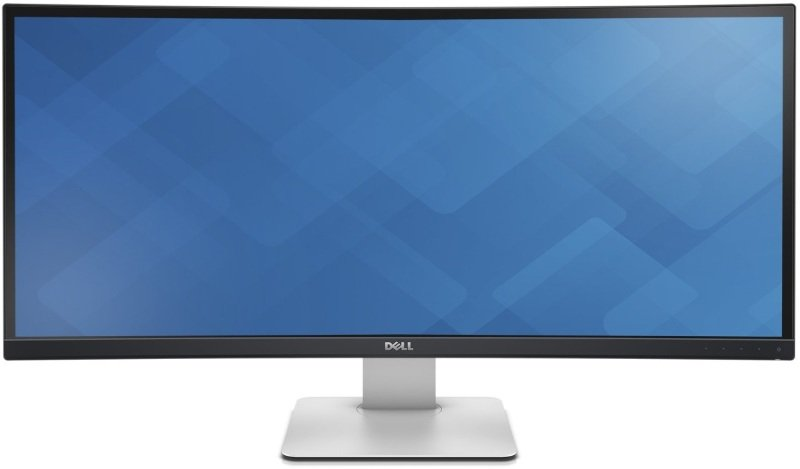 "Dell UltraSharp U3415W 34"" WQHD Curved Monitor"