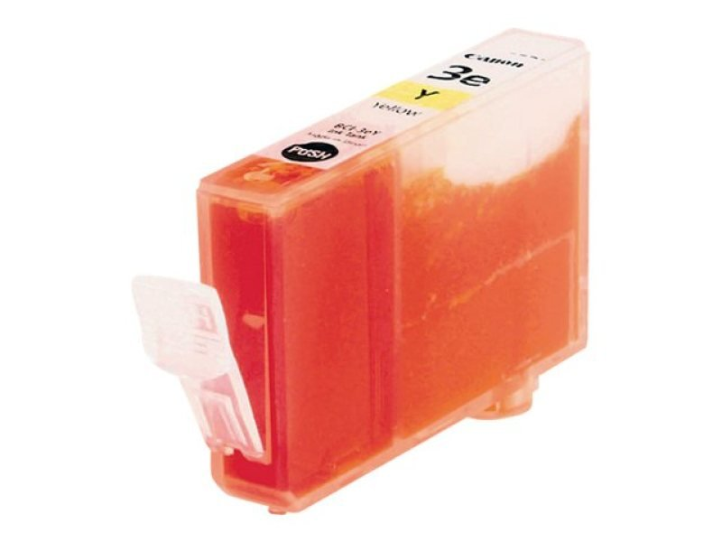 Canon BCI 3EY Yellow Ink Cartridge