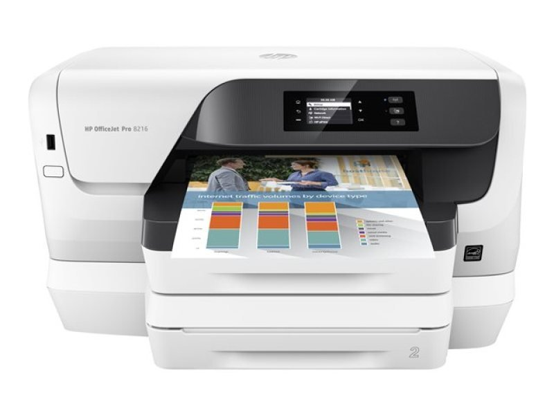 HP Officejet Pro 8218 Wireless A4 Inkjet Printer