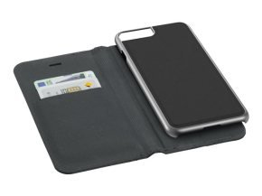 CYGNETT Urbanwallet Flip Black Case Iphone 7plus